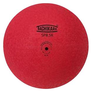 "Tachikara 8.5"" Red 2-Ply Rubber Playground Ball"