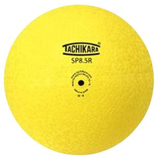 "Tachikara 8.5"" Yellow 2-Ply Rubber Playground Ball"