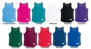 HF Womens Racer Back Softball Jerseys W/ Piping