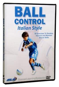 Ball Control 1 Italian Style - DVD or Blu-ray