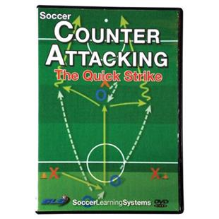 Soccer Counter Attacking - DVD