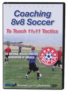 NSCAA Coaching 8v8 Soccer - DVD