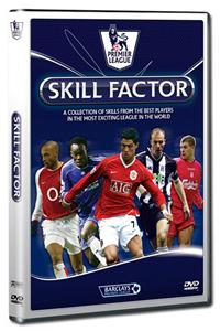 Premier League Skill Factor - DVD