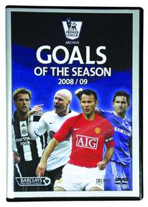 Greatest Goals of the Premier League 2009 - DVD