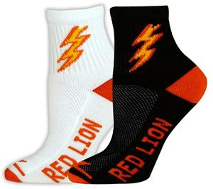 Red Lion Storm High-Tech 1/4 Crew Socks