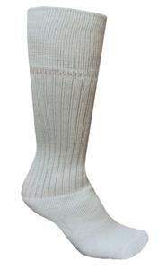 Solid Ribbed Soccer Socks 2 pack Closeout
