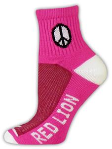 Red Lion Harmony High-Tech 1/4 Crew Socks 4 Colors