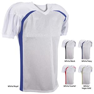 Adams Adult FJ-5 Dazzle Football Game Jerseys C/O