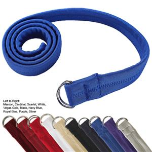 Adams Cloth Covered Football Belts