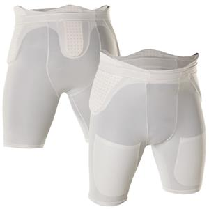 Adams Youth Y655 5-Pocket Football Girdles