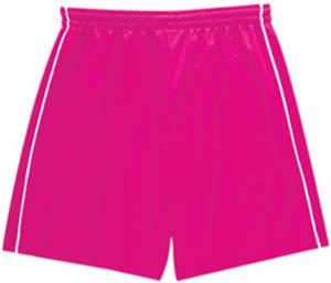 HF Womens Performance Softball Shorts W/ Piping