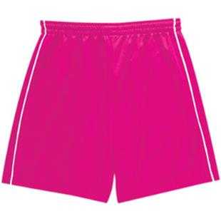 H5 Womens Performance Softball Shorts W/ Piping