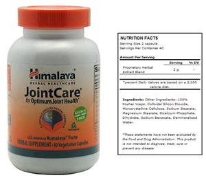 Himalaya JointCare Herbal Supplement