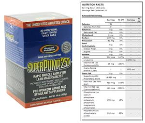 Gaspari Nutrition SuperPump250 Refreshing Orange