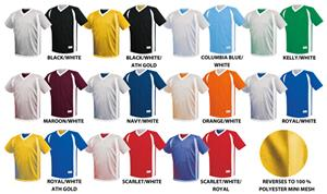 High Five Dynamic Reversible Soccer Jerseys
