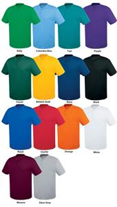 High Five Two-Button Essortex Baseball Jerseys