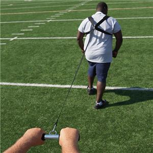 Adams Football Shoulder Resistance Harness Sets