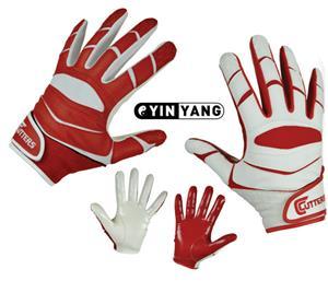 Cutters Yin Yang X40YY C-TACK Revolution Gloves