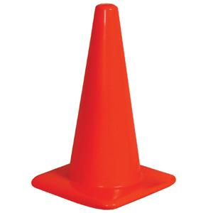 "Adams Heavy Duty 18"" Safe-T-Cones"