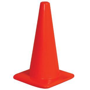 """Adams Heavy Duty 18"""" Safe-T-Cones"""