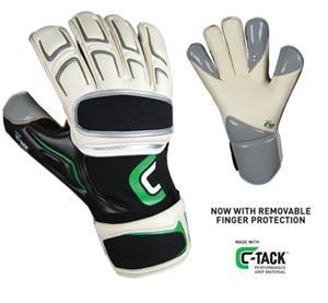 Cutters Pro-Fit Stopper 2.0 Soccer Goalie Gloves