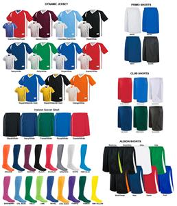 High Five DYNAMIC Soccer Jersey Uniform Kits