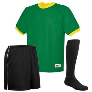 H5 Mini Mesh Reversible Soccer Jersey Uniform Kits