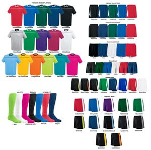 High Five HORIZON Soccer Jersey Uniform Kits