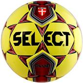 Select Club Training Soccer Balls-Yellow C/O