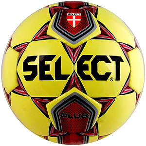 Select Club Training Soccer Balls