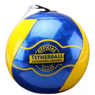 """Baden Glossy """"Soft Touch"""" Tetherballs w/Rope T500T"""