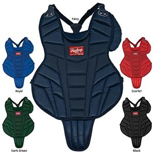 "Rawlings Intermediate 14"" Baseball Chest Protector"