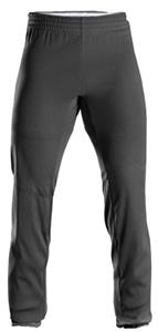 Adams Baseball Pants Elastic Waist No Fly