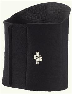 Black Sliding Thigh Wrap One Size