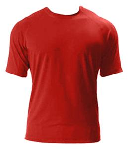 A4 2-Way Stretch Short Sleeve Performance T-Shirts