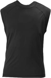 A4 2-Way Stretch Performance Muscle Tee