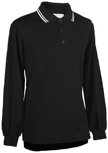Smitty Umpire Shirt Placket Long Sleeve 3 Colors