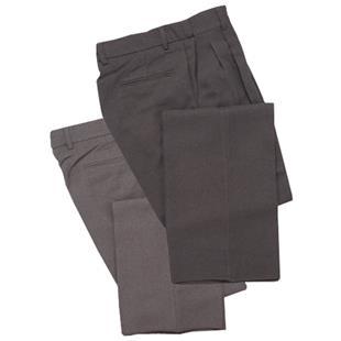 Smitty Umpire Pants - Pleated Combo Standard Waist