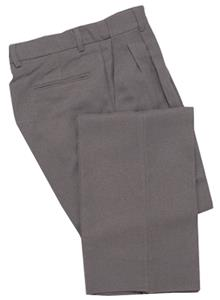 Smitty Umpire Pants - Pleated Plate Standard Waist