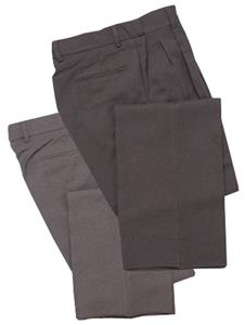 Smitty Umpire Pants - Pleated Plate Expanded Waist