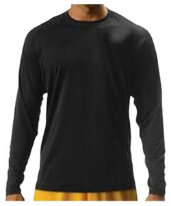 A4 Adult Long Sleeve Cold Weather Compression Tee