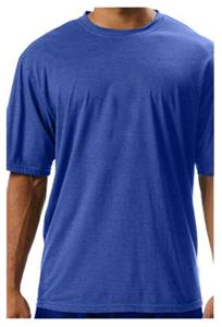 A4 Adult Cotton Short Sleeve Performance Tee