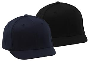 "Umpire Flex-Fit Plate Cap 1 1/2"" Bill"