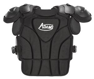 Adams Black Baseball Umpire Chest Protectors