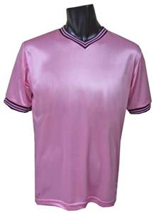 Pre-Numbered PINK Epic Team Soccer Jerseys W/BK #s