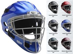 Schutt 2966 TT Baseball Catcher's Helmets-NOCSAE