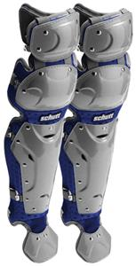 Schutt S2 Multi-Flex Baseball Catcher's Leg Guards