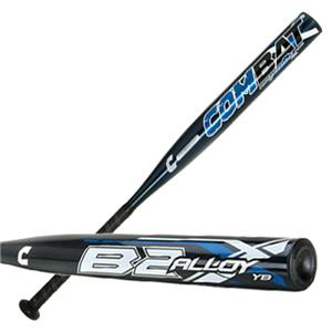 Combat B2 Alloy YB Youth Baseball Bats