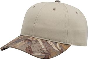 Richardson Cap Stone Crown Camo Cap