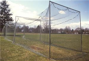 GS Baseball Batting Cage Framework-Outdoor Use